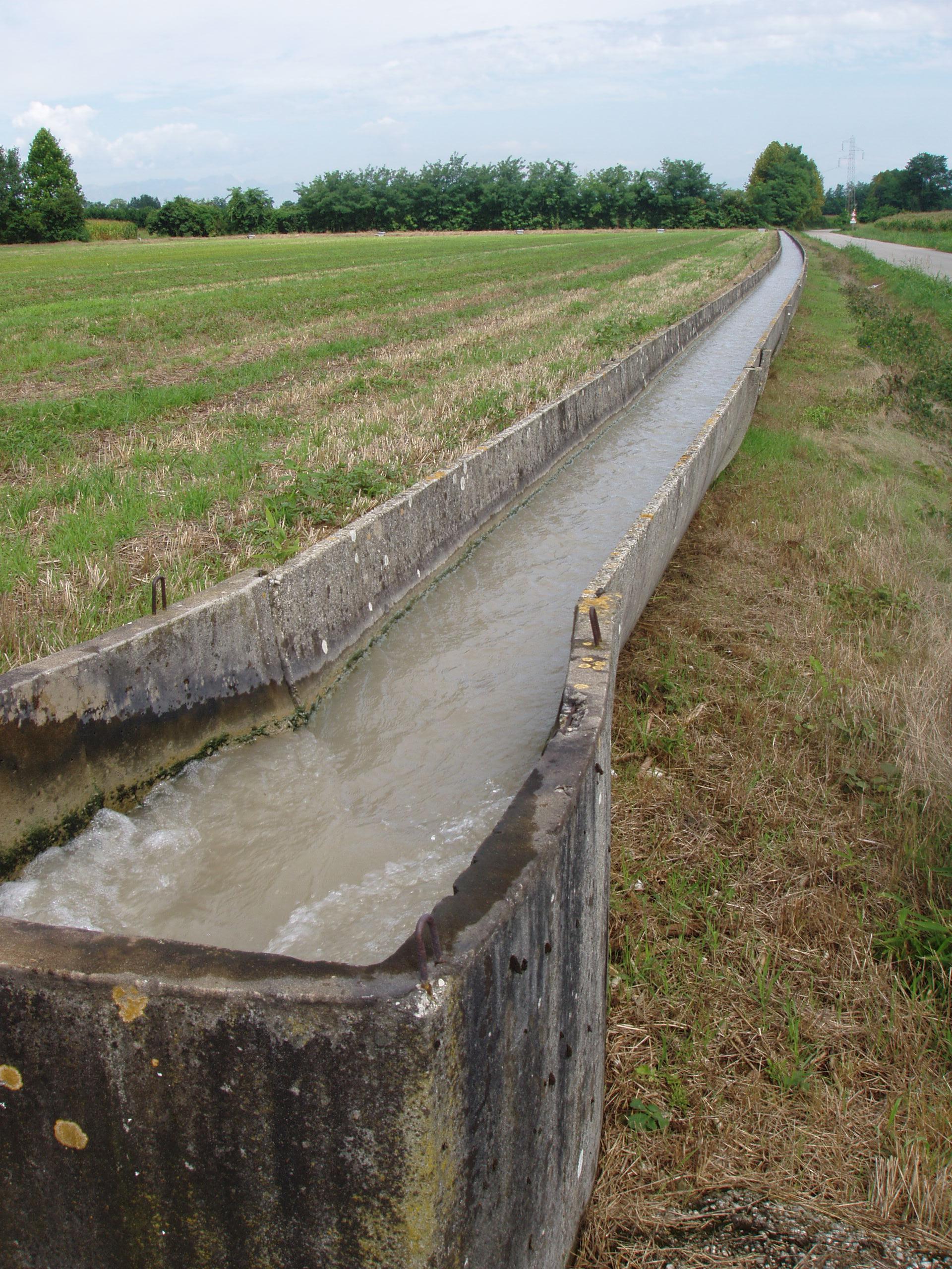 Sistemi e impianti di irrigazione consorzio di bonifica for Sistemi di irrigazione
