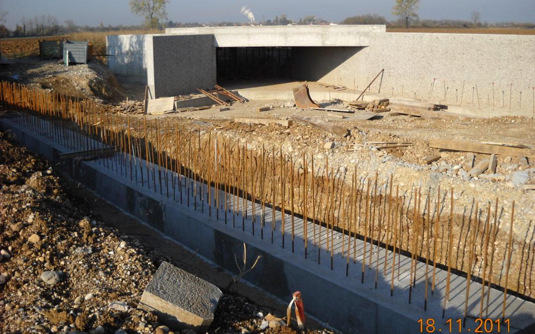 Intervento urgente a salvaguardia dei centri abitati tramite adeguamento della rete di scolo in destra del torrente Torre e realizzazione di opere di difesa e sistemazione idraulica